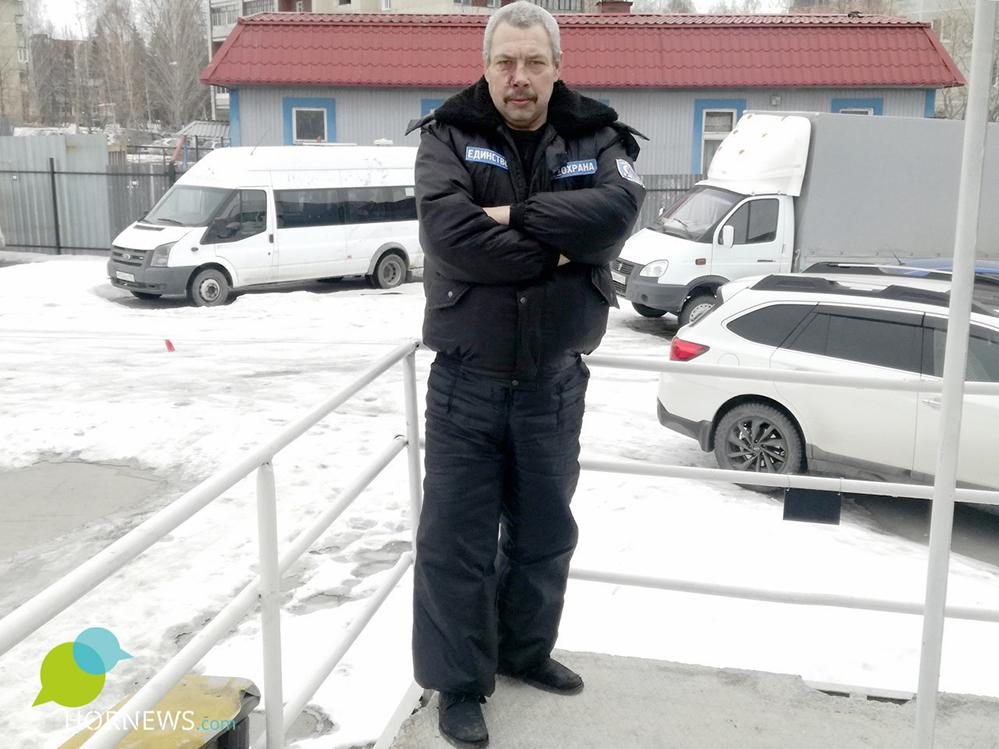 Сергей Кузнецов живет в Челябинской области - в закрытом Озерске.