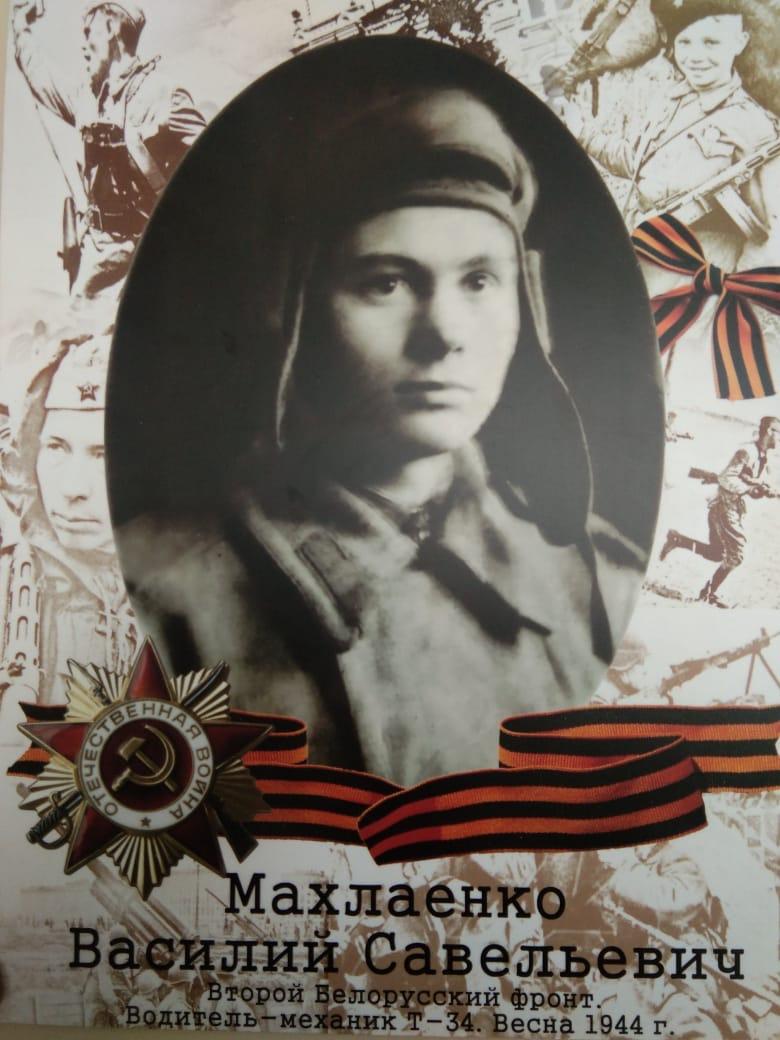 Махлаенко Василий