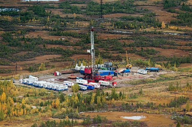 Самотлорское месторождение является крупнейшим нефтяным месторождением России и шестым по величине в мире.