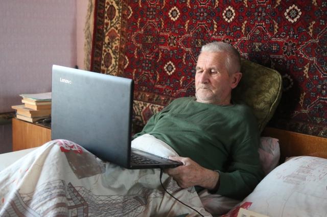Станислав Фёдорович Глебов.