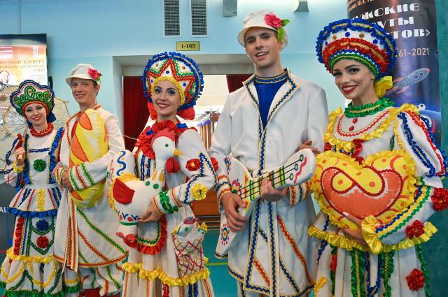 Поздравление с юбилеем. Круглую дату областного центра отметили в Калуге