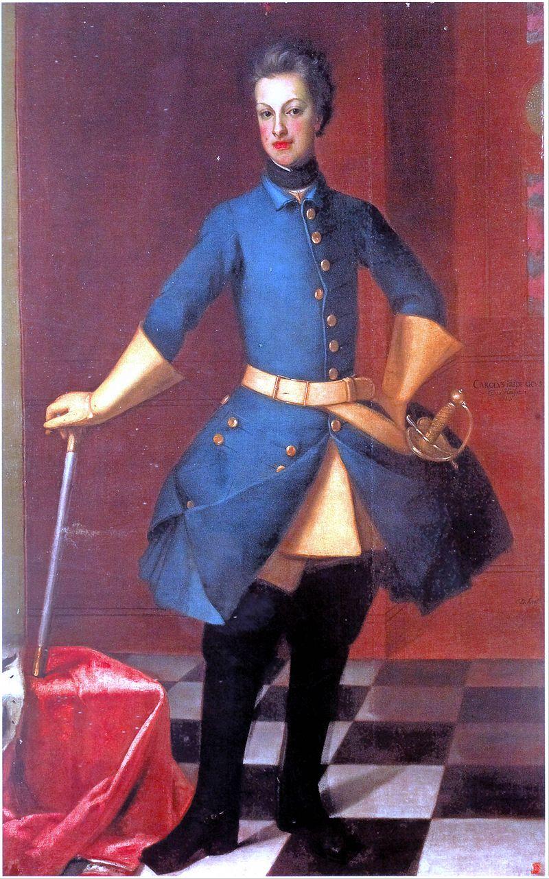 Оставшись бедным родственником при шведском дворе, герцог по совету своего первого министра Бассевича в 1721 году переехал в Россию.