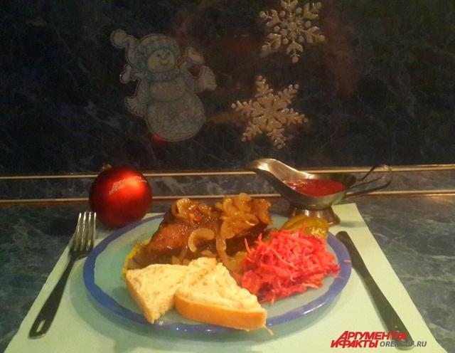 Сытное и очень вкусное у вас должно получиться блюдо.