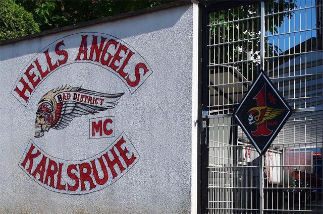 Знак отличия Ангелов Ада. «1% клуб»