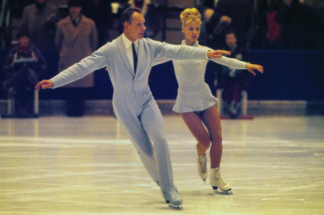 Людмила Белоусова и Олег Протопопов, 1969 г.