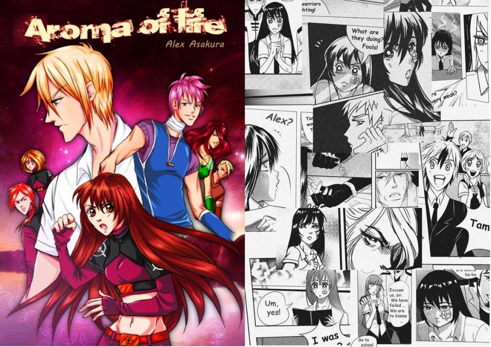 На обложке комикса собирают всех персонажей, чтобы заинтересовать читателя.