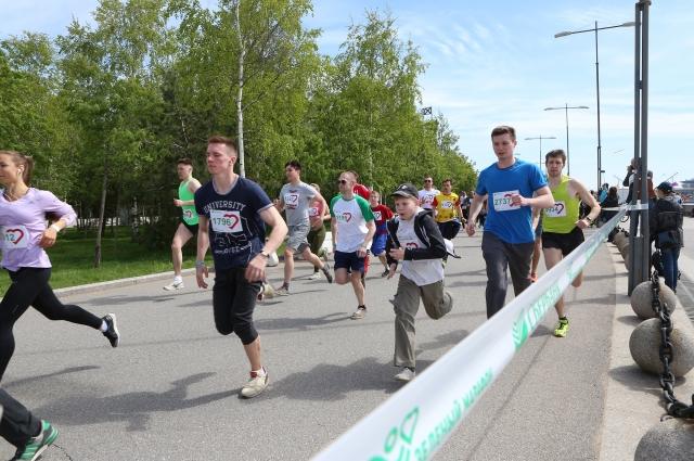 В «Зеленом марафоне «Бегущие сердца» Сбербанка и Большом Велопараде – 2018 примут участие более 30 тысяч человек.