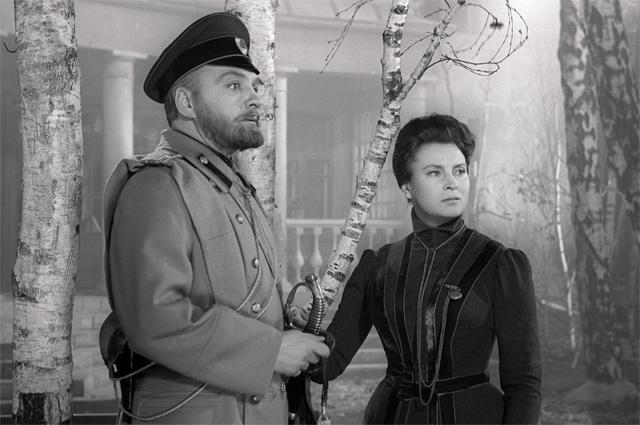 Любовь Соколова в фильме «Три сестры», 1964 г.