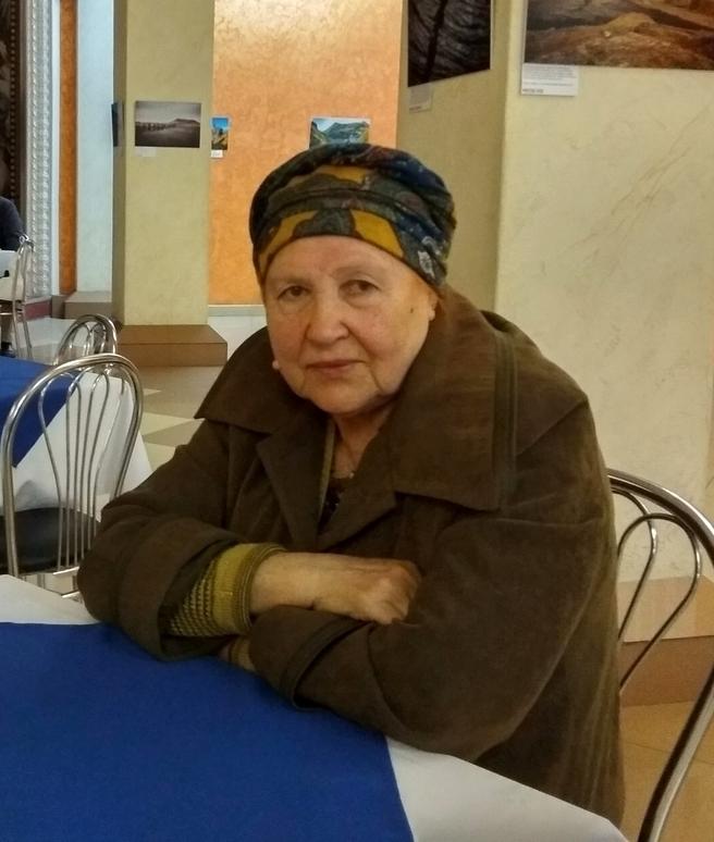 Амина Галиакбарова