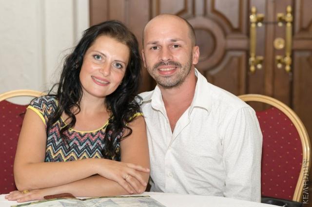Инга и Максим Гордеевы - многодетные родители.