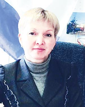Вилора Горохольская