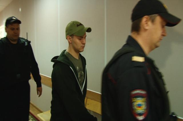 Один из подозреваемых в убийстве Михаила Седова Евгений Кочергин