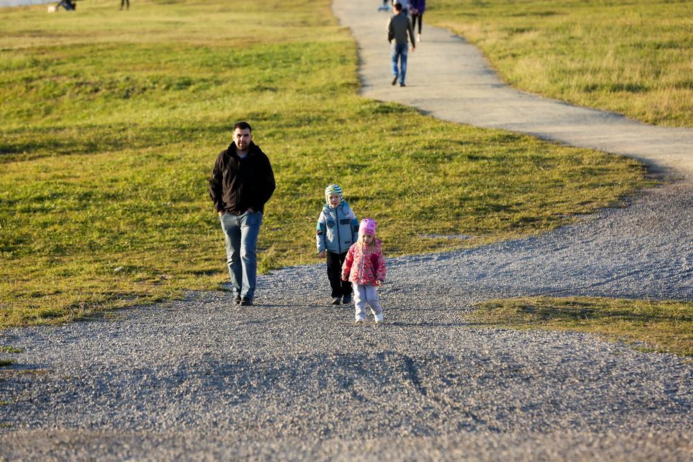 В  Академическом развита культура прогулок – и  это тоже почти потерянная в  условиях мегаполиса привычка, которая сближает и  делает жизнь экологичной.