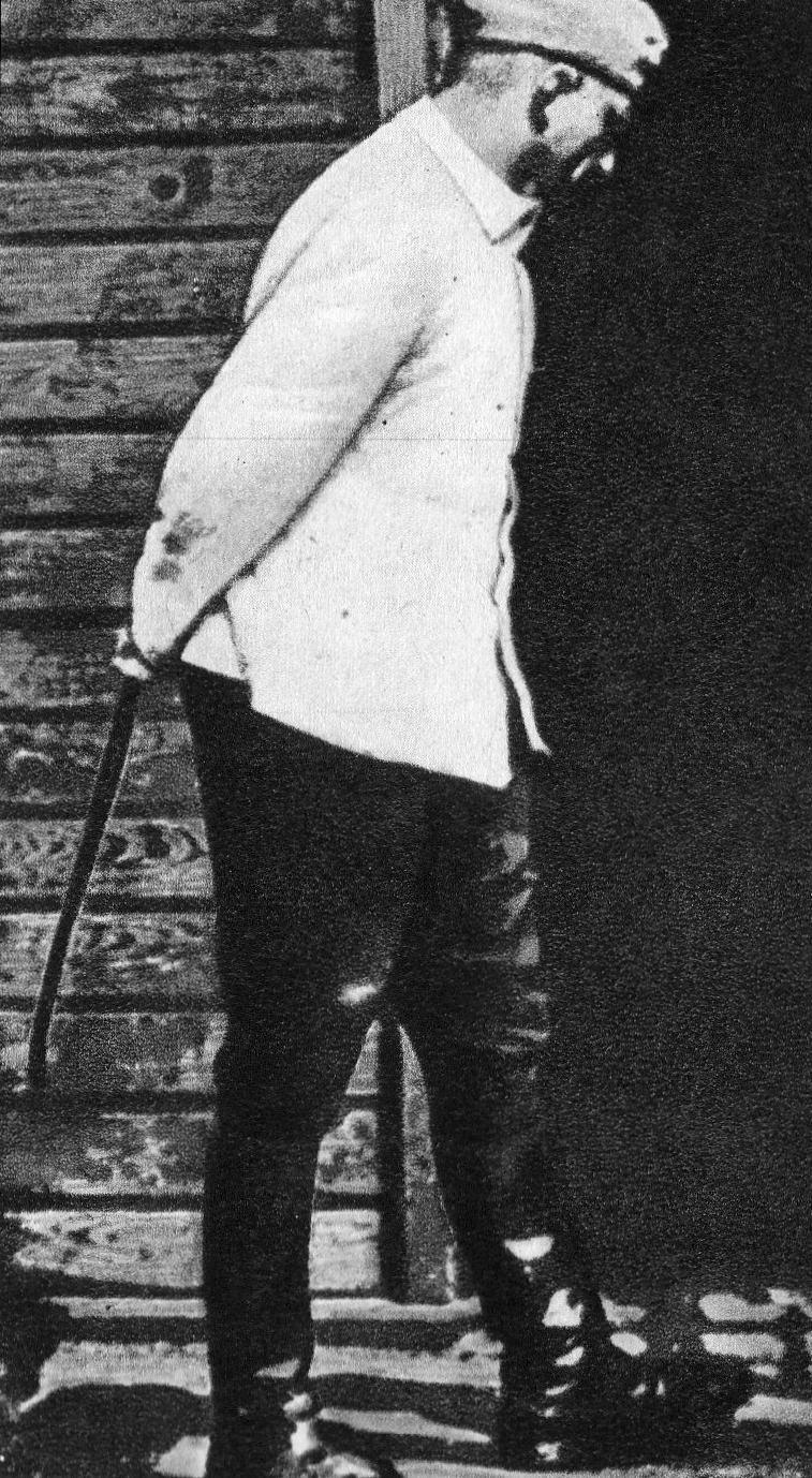 Франц Штангль, комендант «лагеря смерти» Треблинка.