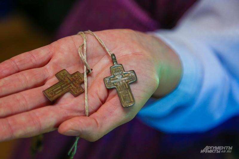 Старообрядческий крест
