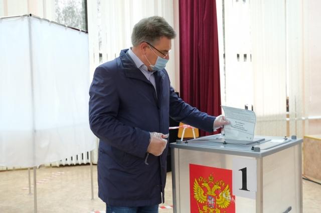 Игорь Лобанов поддержал предложенные изменения.