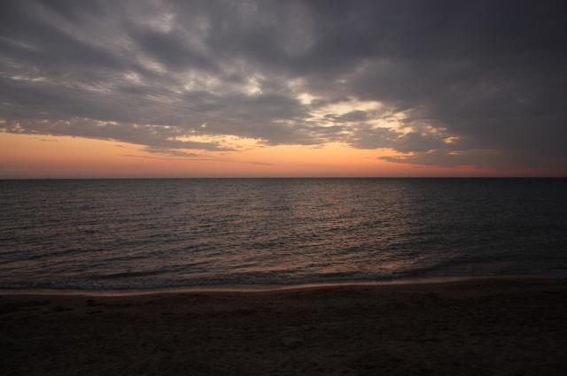 Море, есть не только в Крыму и Сочи.
