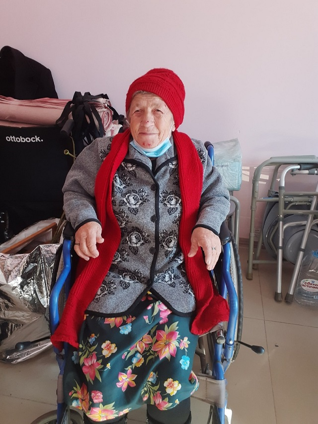 Баба Вера из Башкирии