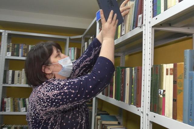 Русская классика – сельским библиотекам.