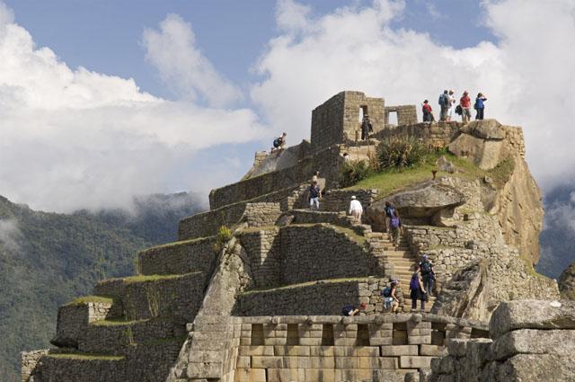 Пирамиды в Перу.