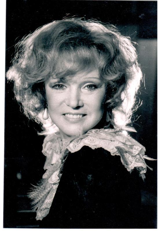 Людмила Гурченко, 1986 год, Ростов-на-Дону