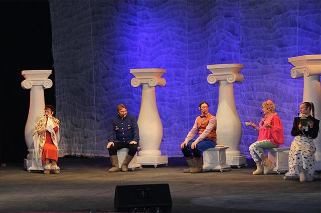 «Славянские встречи» - подтверждение духовного родства трёх народов.