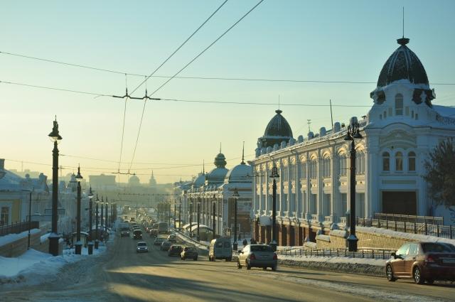 Любинский проспект - одна из самых красивых улиц города.