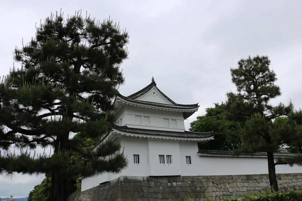 Замок Ниндзё.