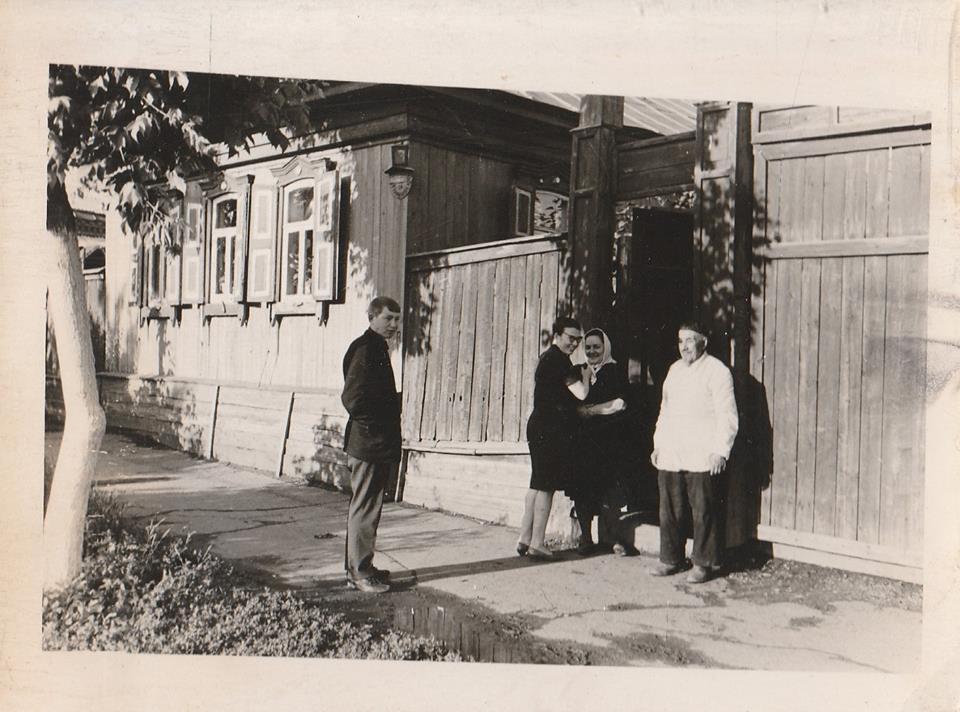 Дом Сатаева