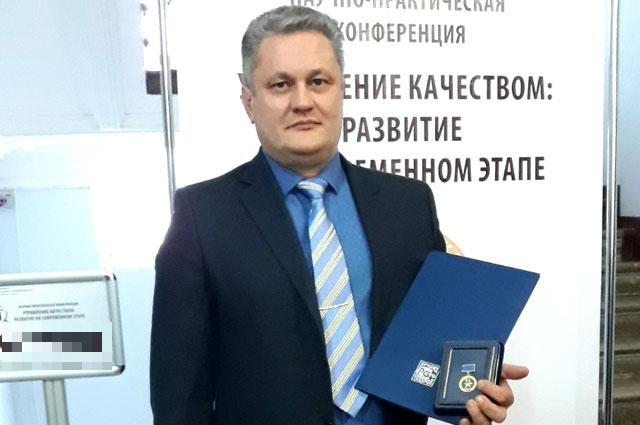 Генеральный директор АО «Ярославский хлебозавод №4»  Константин Ткаченко.