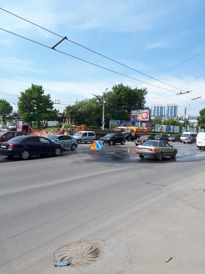 Ремонт на Московском шоссе
