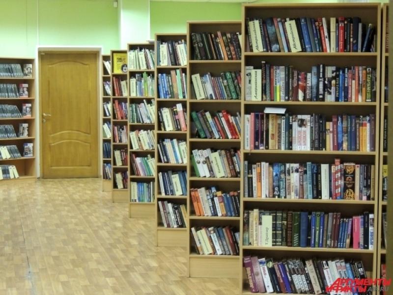 В основном зале книг Маркса нет
