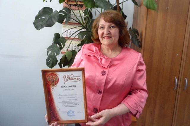 Людмила Семеновна - «волонтер серебряного возраста» и «бабушка на час» для многодетных семей