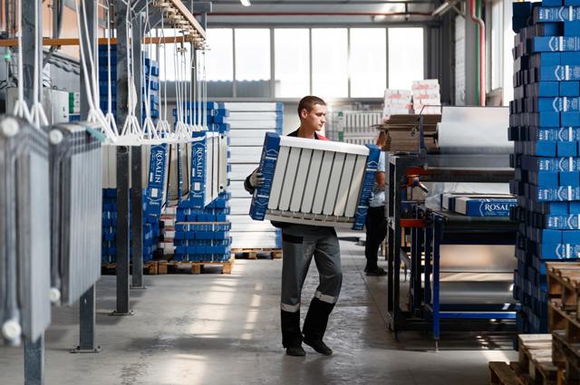 Завод выпускает продукцию, которая может конкурировать севропейскими аналогами покачеству искитайскими— поцене.