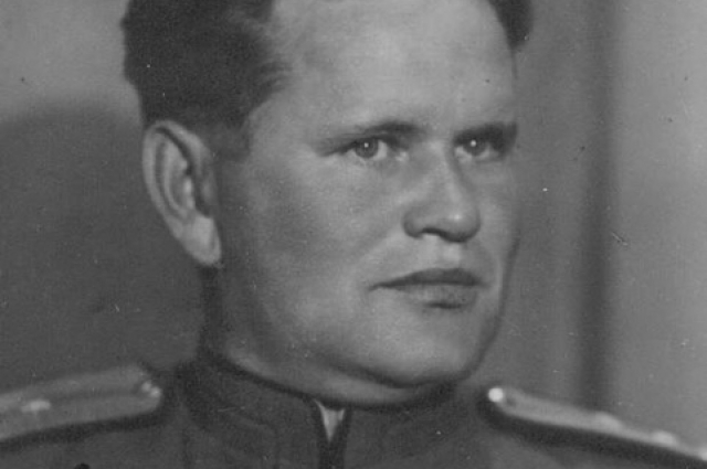 Василий Зайцев.
