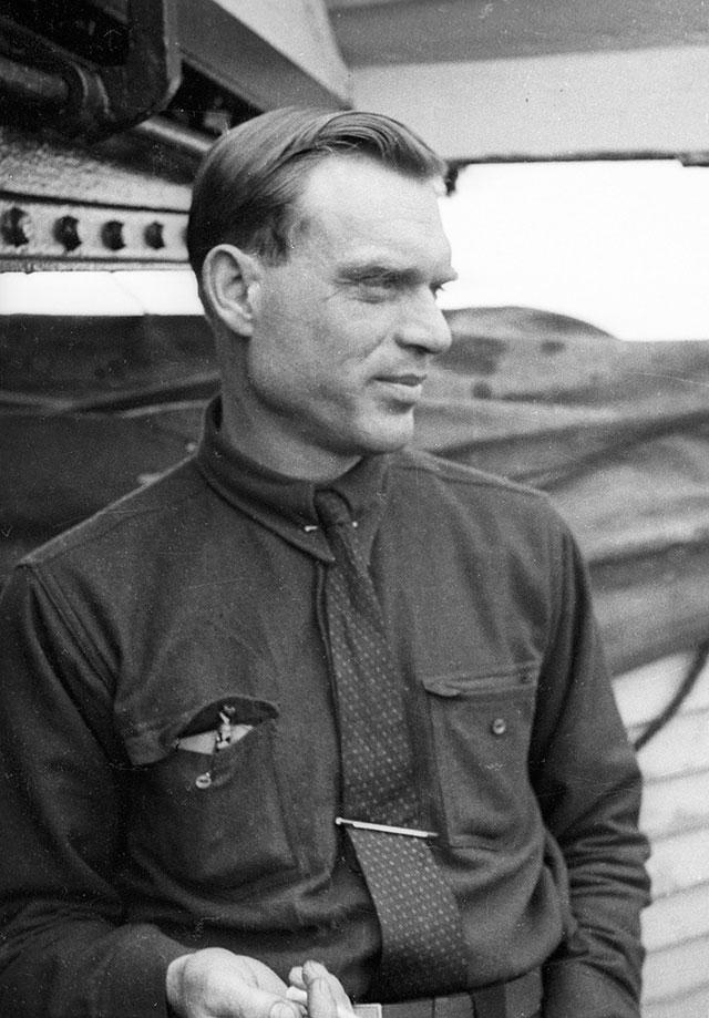 Сигизмунд Александрович Леваневский.