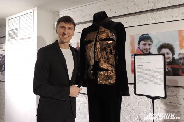 В этом костюме Алексей Ягудин выиграл золото Олимпиады в Солт-Лейк Сити в 2002 году.