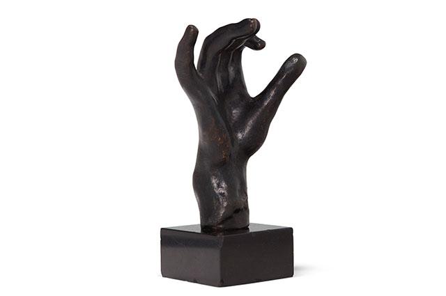 Огюст Роден, «Правая рука».