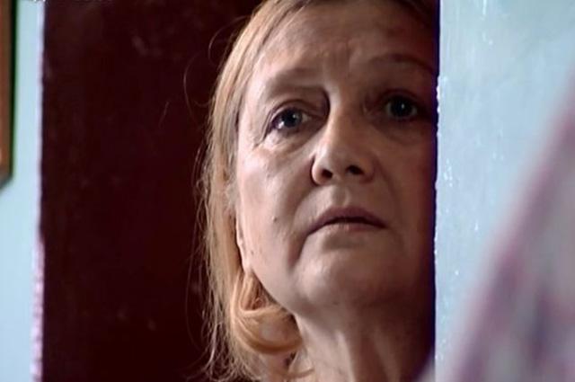 Ольга Вяликова в сериале «Глухарь. Возвращение».