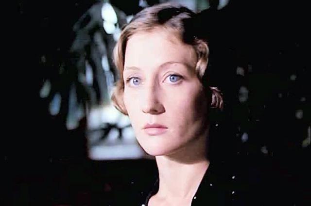 Ольга Вяликова в фильме «И жизнь, и слезы, и любовь».