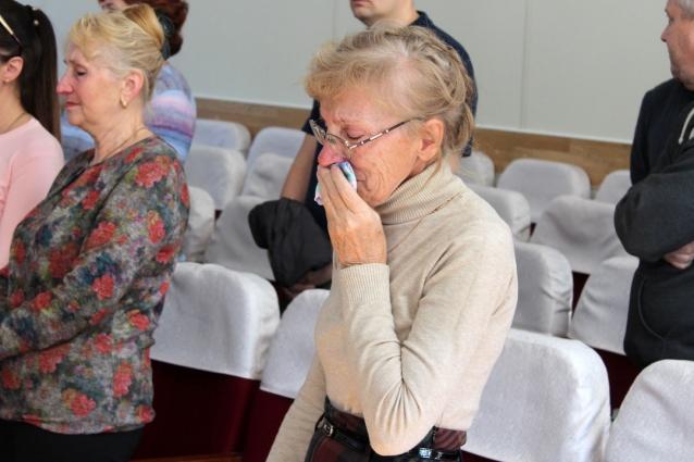 Мать Михаила Седова
