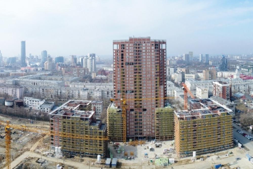 Уже в этом году «TEN девелопмент» сдаст три дома — два 9-этажных и один 30-этажный.