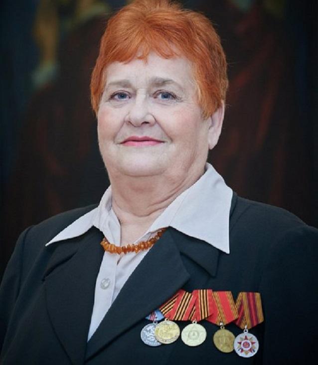 Валентина Банных