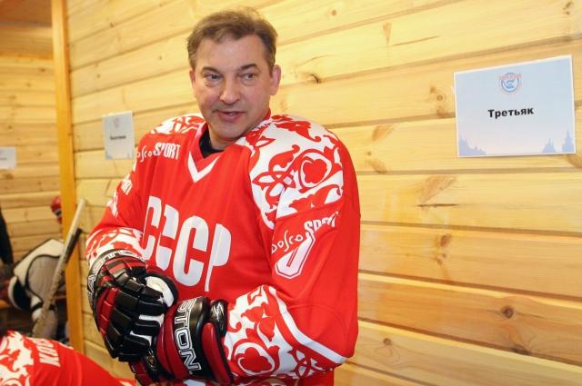 Владислав Третьяк и сегодня по праву считается одним из самых уважаемых и популярных русских спортсменов в мире.