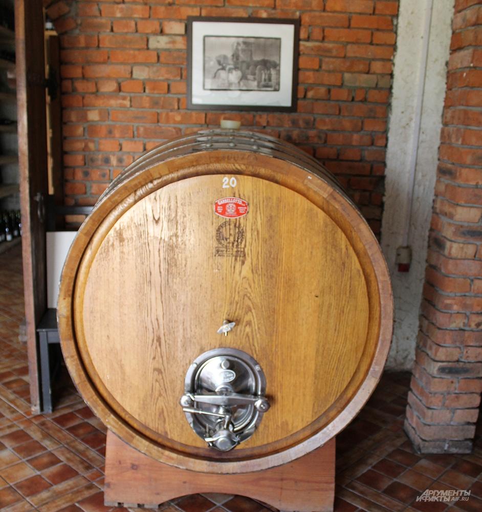 Гаражное вино Опарина.