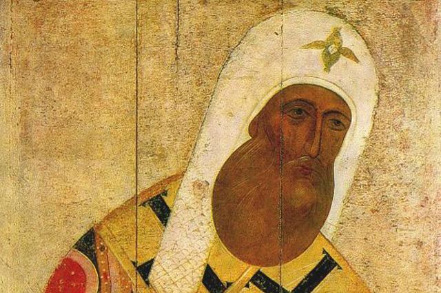 Митрополит Петр.
