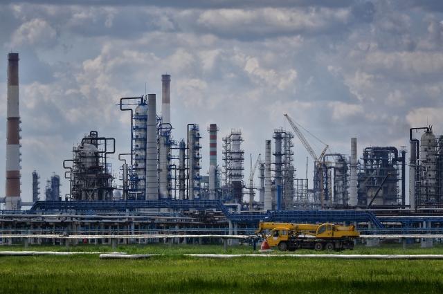 Омский НПЗ - лидер отечественной нефтепереработки.