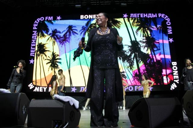 Boney M насчитывает миллионы поклонников.