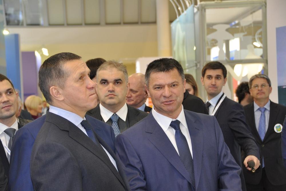 Полпред президента и глава региона обсудили будущее края.