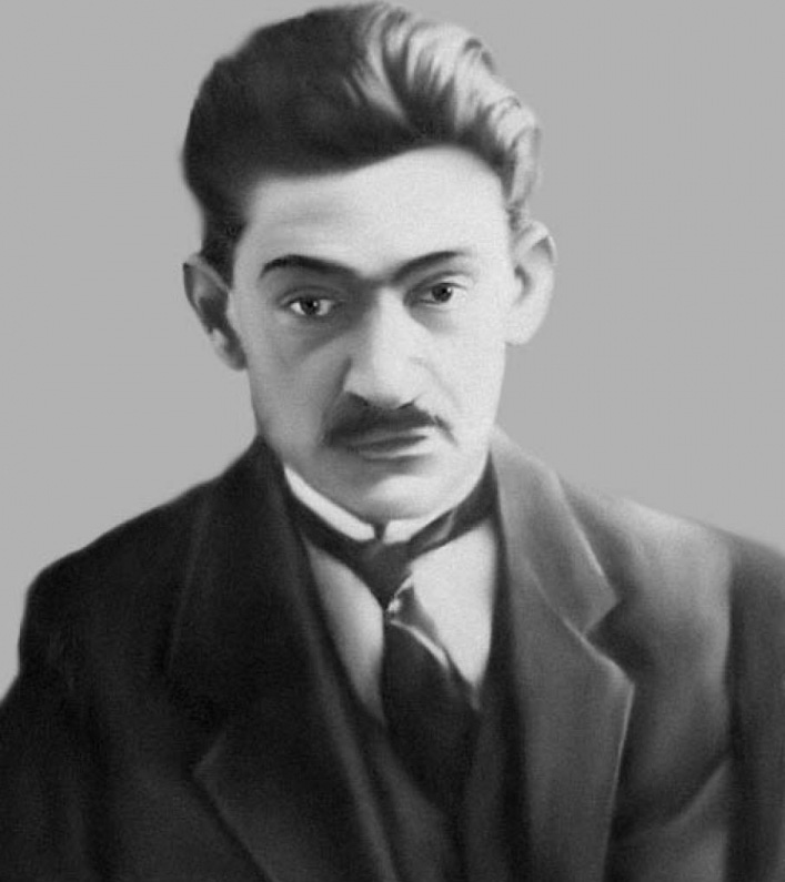 Дмитрий Донцов.